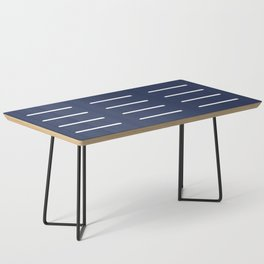 Organic / Navy Coffee Table