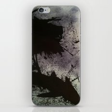 Ink small scale iPhone & iPod Skin