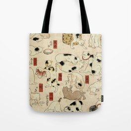 How Cats Do Tote Bag