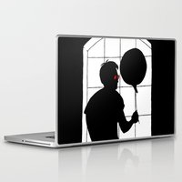 daredevil Laptop & iPad Skins featuring Daredevil by Boring Palace