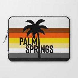 gay bears of Palm Springs California Laptop Sleeve