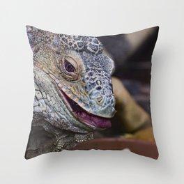 Snacktime. Throw Pillow