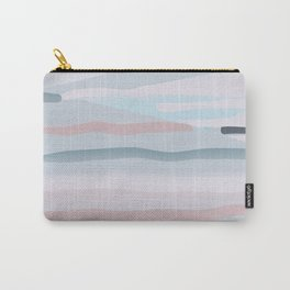 Lilac gray shades Carry-All Pouch