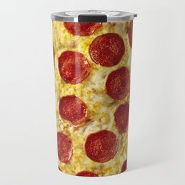 Who Wants Pizza? Travel Mug