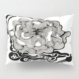 Big Ol' Moon Ocean Pillow Sham