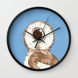 WH? Wall Clock