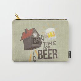 TIME FOR BEER Carry-All Pouch