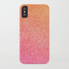 Sea Glass ~ Coral iPhone Case