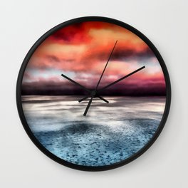 Hudson Bay Canada Wall Clock