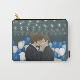 Kiss Me Slowly Carry-All Pouch
