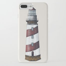 Nautical Light House iPhone Case