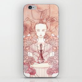 The Coral Witch iPhone Skin
