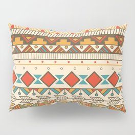Aztec pattern 03 Pillow Sham