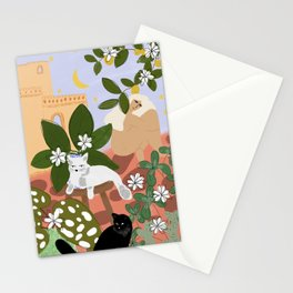 Summer in Paradise Stationery Cards