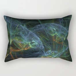 fractal Bunt Rectangular Pillow