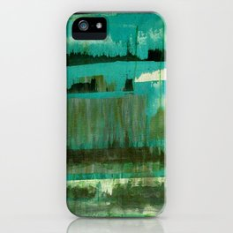 Barriers iPhone Case