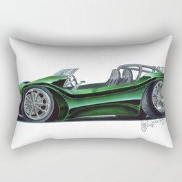 Beach Buggy  Rectangular Pillow
