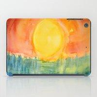 hindu iPad Cases featuring Hindu Creation by Brusling