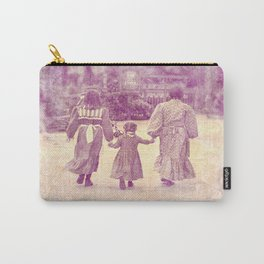 Hold My Hand Carry-All Pouch