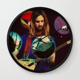 Kevin Parker Tame Impala Wall Clock