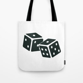 Dices Tote Bag