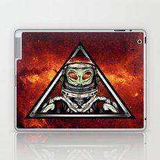 Alien Astronaut Laptop & iPad Skin
