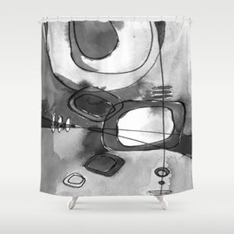 Magical Thinking No. 2O by Kathy Morton Stanion Shower Curtain