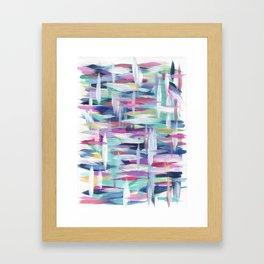 Tealwater Framed Art Print