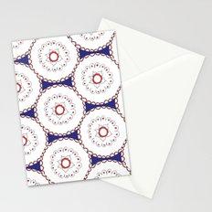 Kaleidoscope Circles Stationery Cards