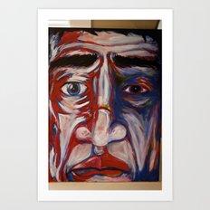 Acrylic on Canvas Art Print