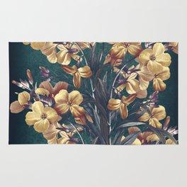 Vintage Flowers I Rug