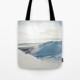 Hatcher & Knik Tote Bag