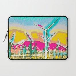 wind turbine Laptop Sleeve