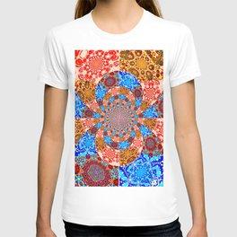 Mandala Mashup T-shirt