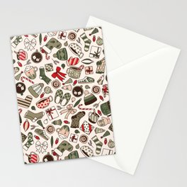 A Cozy Christmas Morning Stationery Cards