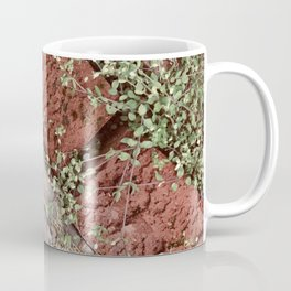 Little Leaves & Red Bricks Coffee Mug