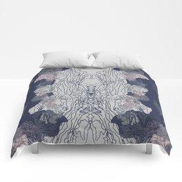 Ocean Corals Comforters