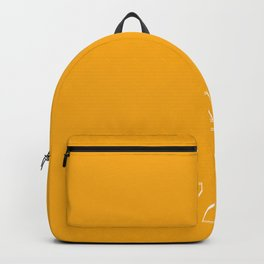 #F7AB11 [hashtag color] Backpack