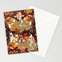 momento mori Stationery Cards