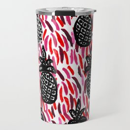 Weird Pineapples II Travel Mug