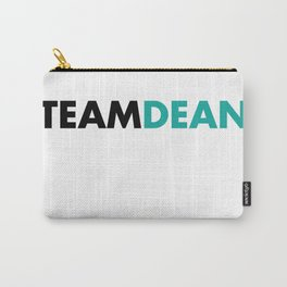 Team Dean Gilmore Girls Carry-All Pouch