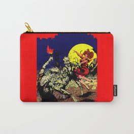 Party at Ground Zero Carry-All Pouch
