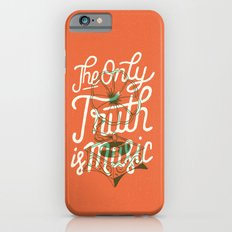 The Only Truth Is Music iPhone 6 Slim Case