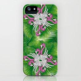 Flamingos jewelry #2 iPhone Case