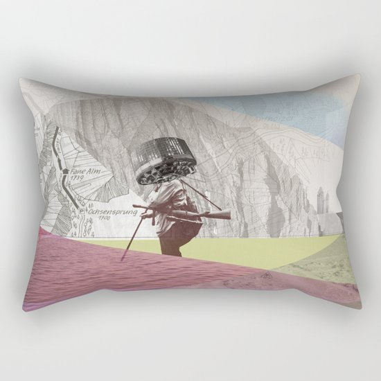 atmosphere 21 · Groove Holmes Rectangular Pillow