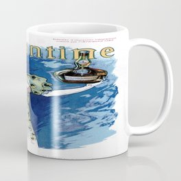 Vintage poster - Feuillantine Coffee Mug