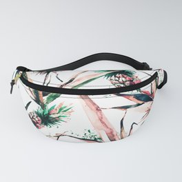 Tropical dream of pineapples Fanny Pack