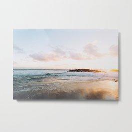 Empty beaches Metal Print