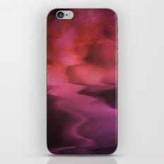 Lost in Waves iPhone & iPod Skin