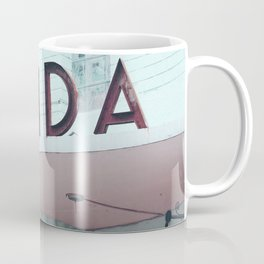Florida Architecture Coffee Mug